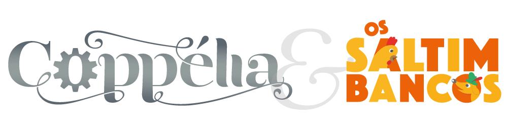 Logos Coppelia e Saltimbancos