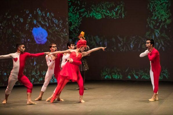 Thaís ballet clássico Núcleo de Dança
